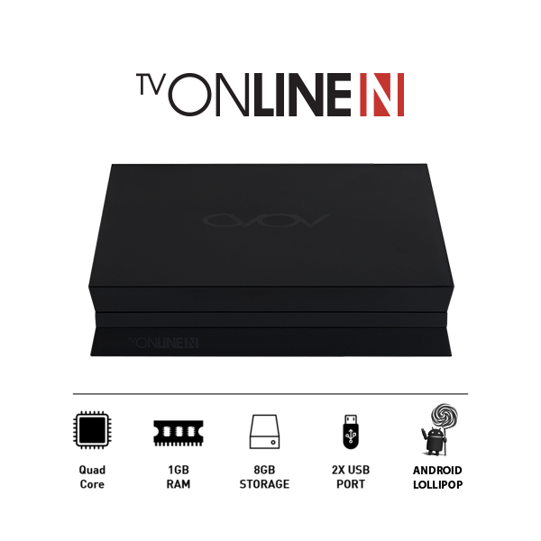 Avov TV Online N – Full Video Review and Un-boxing